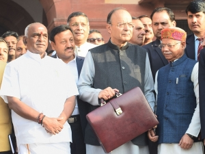 Live Video From Lok Sabha The Budget 2018