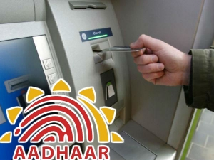 Soon Atms Can Verify Transactions Via Aadhaar