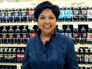 Indra Nooyi Creates History At International Cricket Council