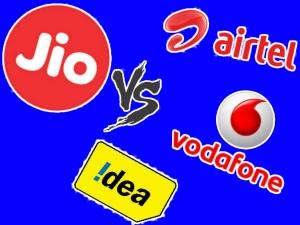 Bharti Airtel Vodafone India Idea Cellular Team Up New Plan