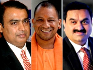 Adani Group Reliance Jio Will Invest Rs 45 000 Crore Uttar Pradesh