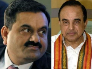 Subramanian Swamy Says Gautam Adani Have Npa Psus