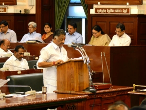 Tamil Nadu Budget 2018 Be Presented On March 15 What You Are Expecting