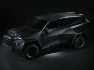 The World S Most Expensive Luxury Suv Karlmann King