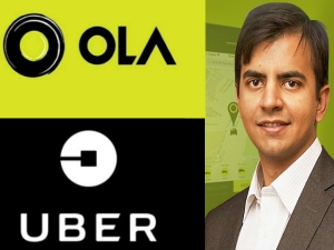Ola Might Acquire Uber India Bhavish Aggarwal S Big Plan