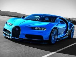 World S Fastest Car Bugatti Chiron Manufacturing Process