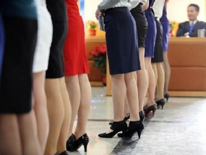 Sexist Gender Gap Job Ads China