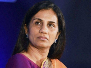 Chanda Kochhar Gets Majority Votes Be Reappointed On Board Icici Securities