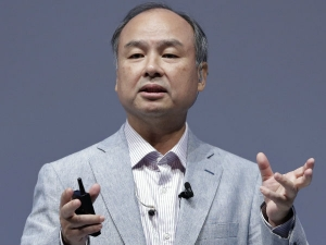 Softbank Masayoshi Son Is The New Sun India S Internet Startups