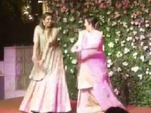 Isha Anand Engagement Party Nita Ambani Dance Etc
