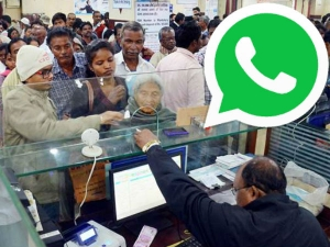 Now Banks Started Communicate With Customers Through Whatsapp