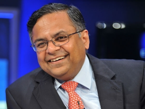 Tata Sons Chairman N Chandrasekaran S Salary Nearly Doubles