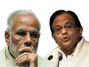 P Chidambaram Punctured Modi Govt S 4 Yrs Economic Policies