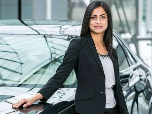 Chennai S Dhivya Suryadevara Appointed Cfo General Motors