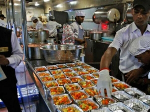 Soon Train Passengers Can Get Live Streaming Irctc Kitchens