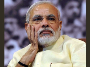 Telangana Man Sends Pm Modi Cheque 9 Paise Protest Fuel Price Hike