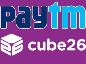 Paytm Acquires Cube