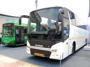 Scania Shutdown Its Bus Body Building Business India