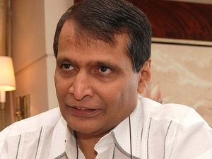 Indian Economy Will Reach 5 Trillion The Next Seven Years Suresh Prabhu