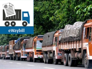 Rs 1 3 Crore Fine Eway Bill Error Triggers Transport Strike