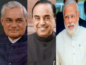Modi S Economics Fail As Vajpayee S India Shining Says Subramanian Swamy
