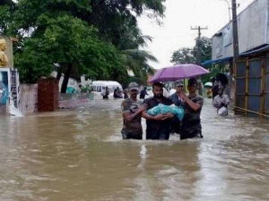 Kerala Floods Effect Stock Market