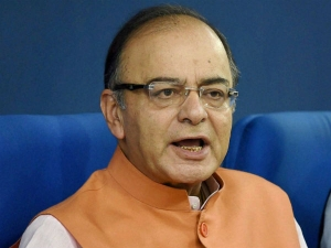 Arun Jaitley Is Taking Power As Finance Minister