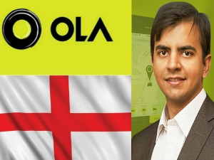 After Australia Soon Ola Drive Into Uk