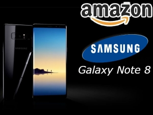 Amazon S The Freedom Sale Up Rs 31600 Offer On Samsung Galaxy Note