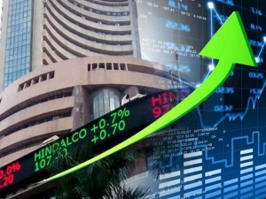 Sensex Nifty Hit Fresh Record Highs Today