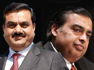 Not Only You Ambani Adani Birla Bled Stock Market Sellof