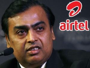 Airtel New Weapon Deal Jio