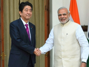 Crore Dollar Currency Swap Between India Japan Strengthn Indian Economy