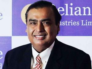 Mukesh Ambani S New Vision Telecom Sector