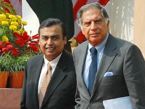 Jet Airways Looking Help From Ratan Tata Mukesh Ambani