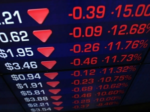 Again Market Fall Around 1 5 Percent Traders On Fear Sell Their Holdings