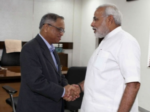 Modi Should Get Another Term Is Good India Narayana Murthy