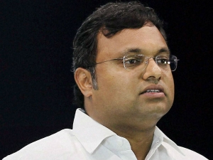 Income Tax Filed Another Case On Karthik Chidambaram Selling His House For Cash