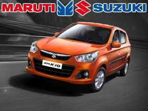Maruti Suzuki Earns 1500 Crore Three Months As Net Profit