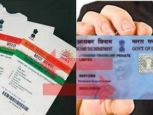The Pan Cards Linked With Aadhaar Central Direct Taxation Department Report