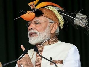 Modi Govt Spent Publicity