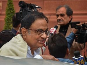 P Chidambaram Says That It Was An Account Votes
