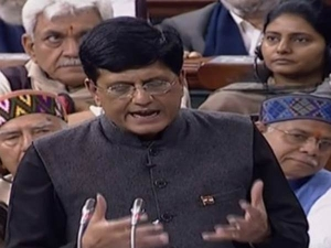 Piyush Goyal Announced Income Tax Rebate Till 5 Lakh