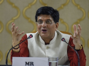 Piyush Goyals Speech Is Continuously Blaming Congress