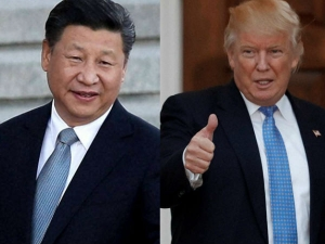 Trump Starts To Blabber On America China Trade War Talks