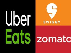 Swiggy Eats Uber