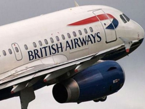 British Airways Ba3271 Has Go Dusseldorf Germany But It Went To Edinburgh Scotland
