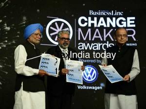 Gst Council Got Business Line Change Maker The Year Award