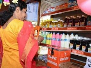 An Honesty Shop Keralas Vankulathuvayal Village Azhikode Kannur District