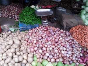 Fruits And Vegitables Production Totally Fall